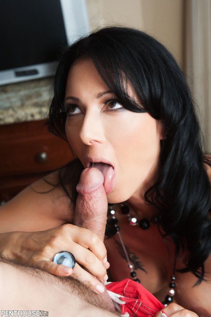 Zoey Holloway Licking